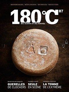 180°C, revue gastronomique