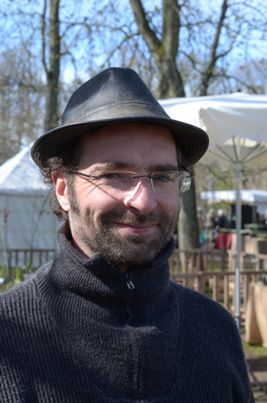 Éric Lenoir, pépiniériste