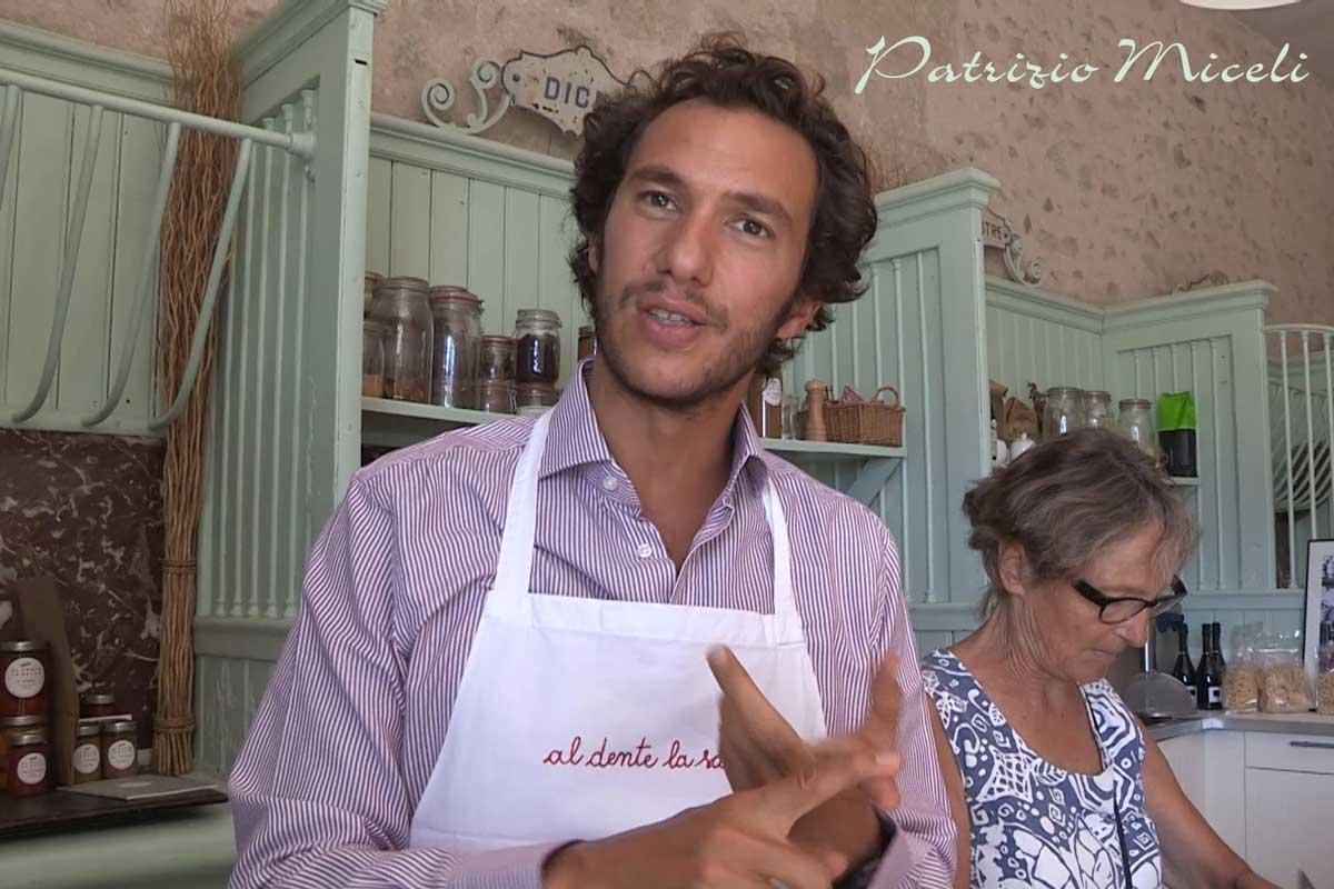 Patrizio Miceli : Spaghettis alla checca