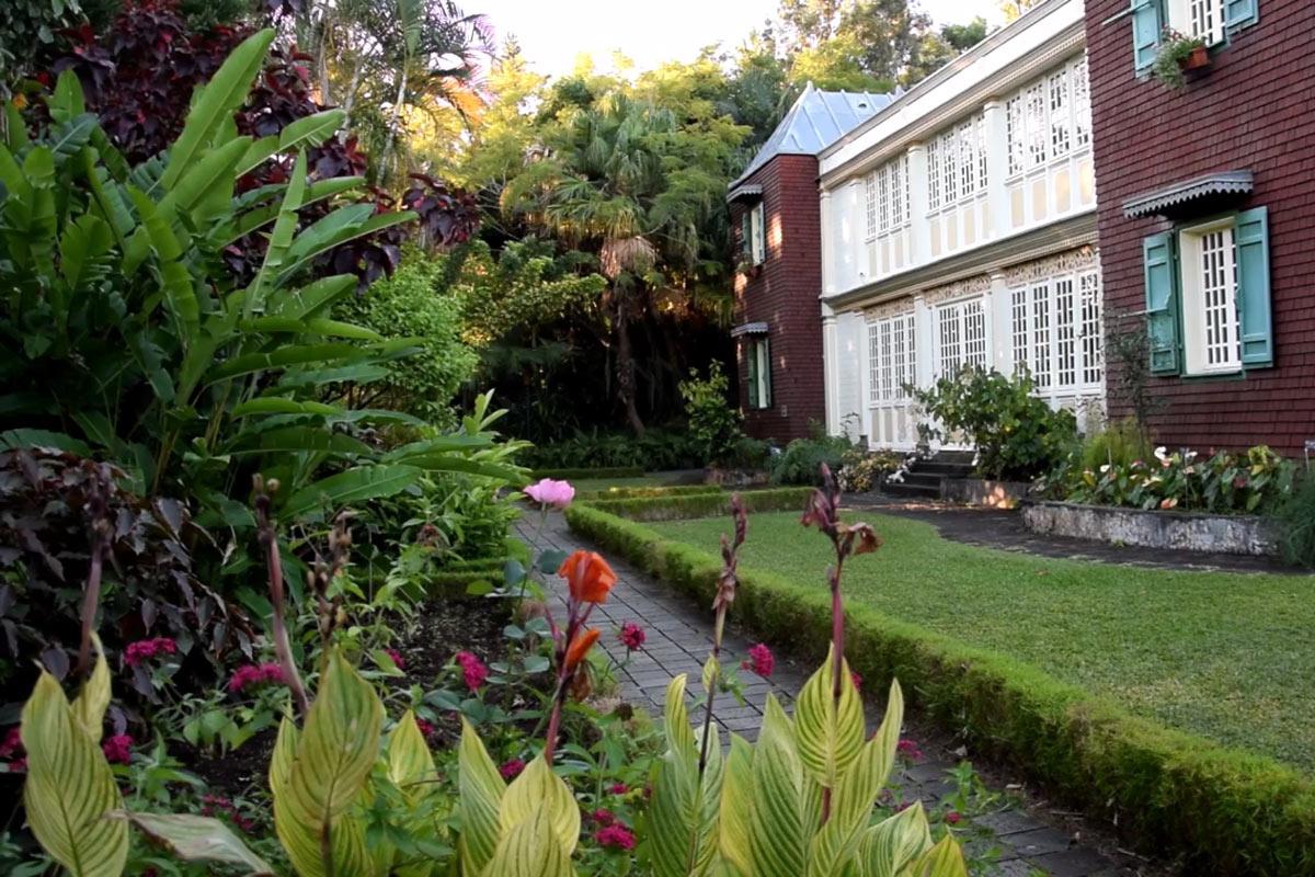 Conservatoire National Botanique de Mascarin