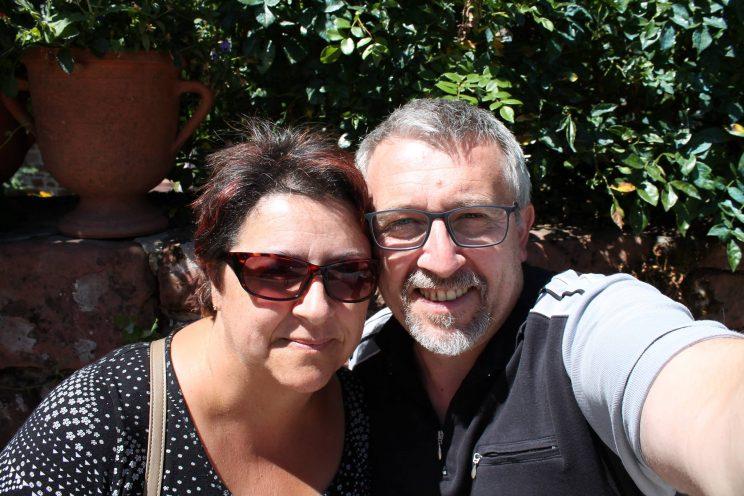 Nathalie et Pascal Beaucoujareix