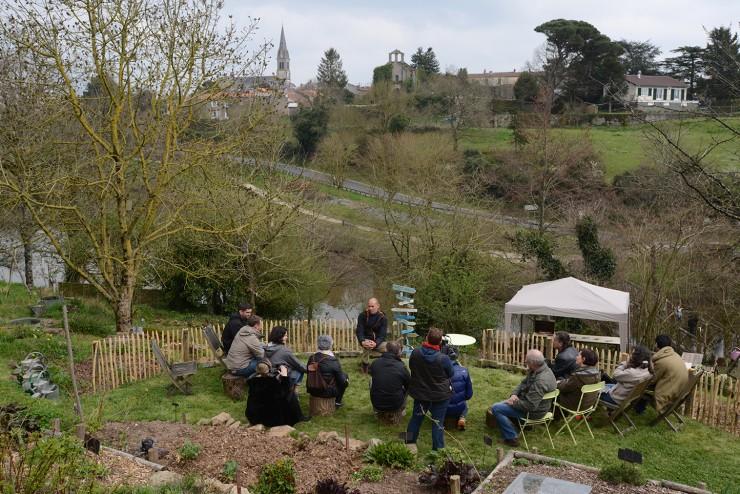 Cédric Neau, Jardin des Basses Aires