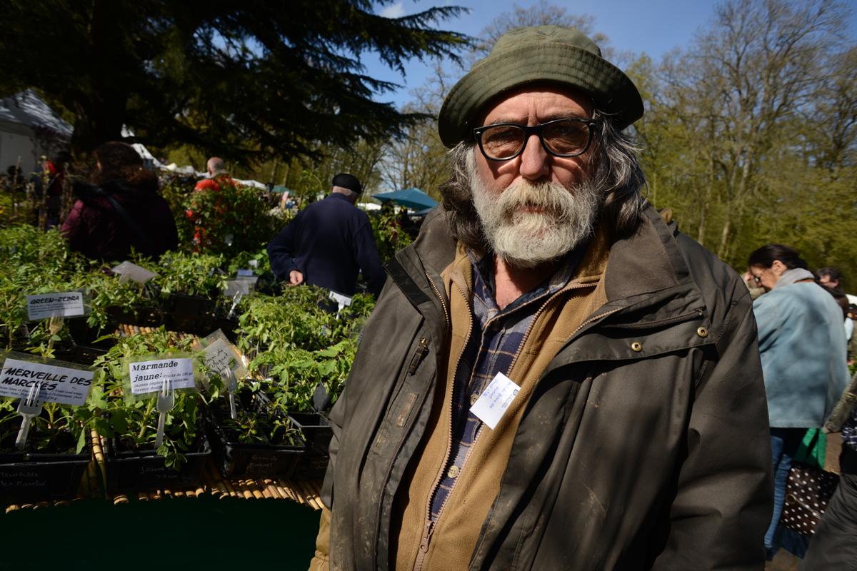 Jean-Marc Parra pépiniériste