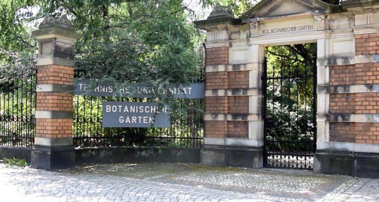 Dresde, Jardin Botanique