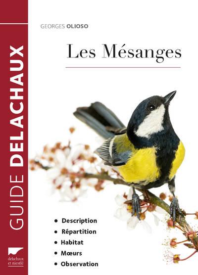 Les mésanges - couverture du livre de Georges Olioso