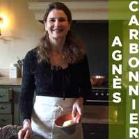 Pommes rôties d'Agnès Carbonnier