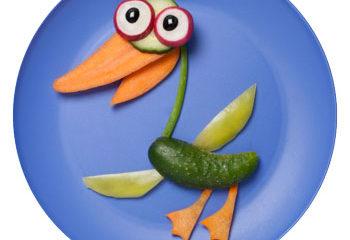 assiette rigolote - Hortus Focus