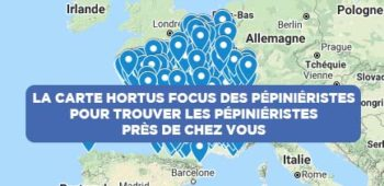 CARTE INTERACTIVE HORTUS FOCUS POUR WIDGET
