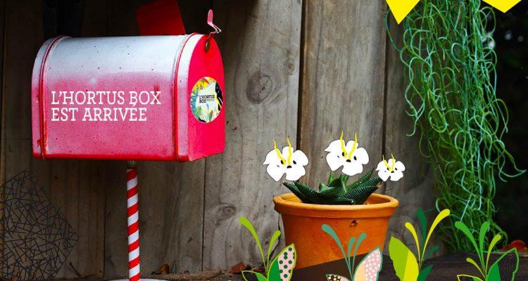 L'Hortus Box est arrivée