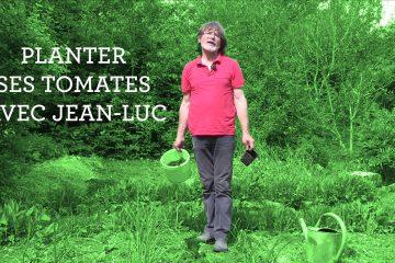 Planter des tomates avec Jean-Luc Féat