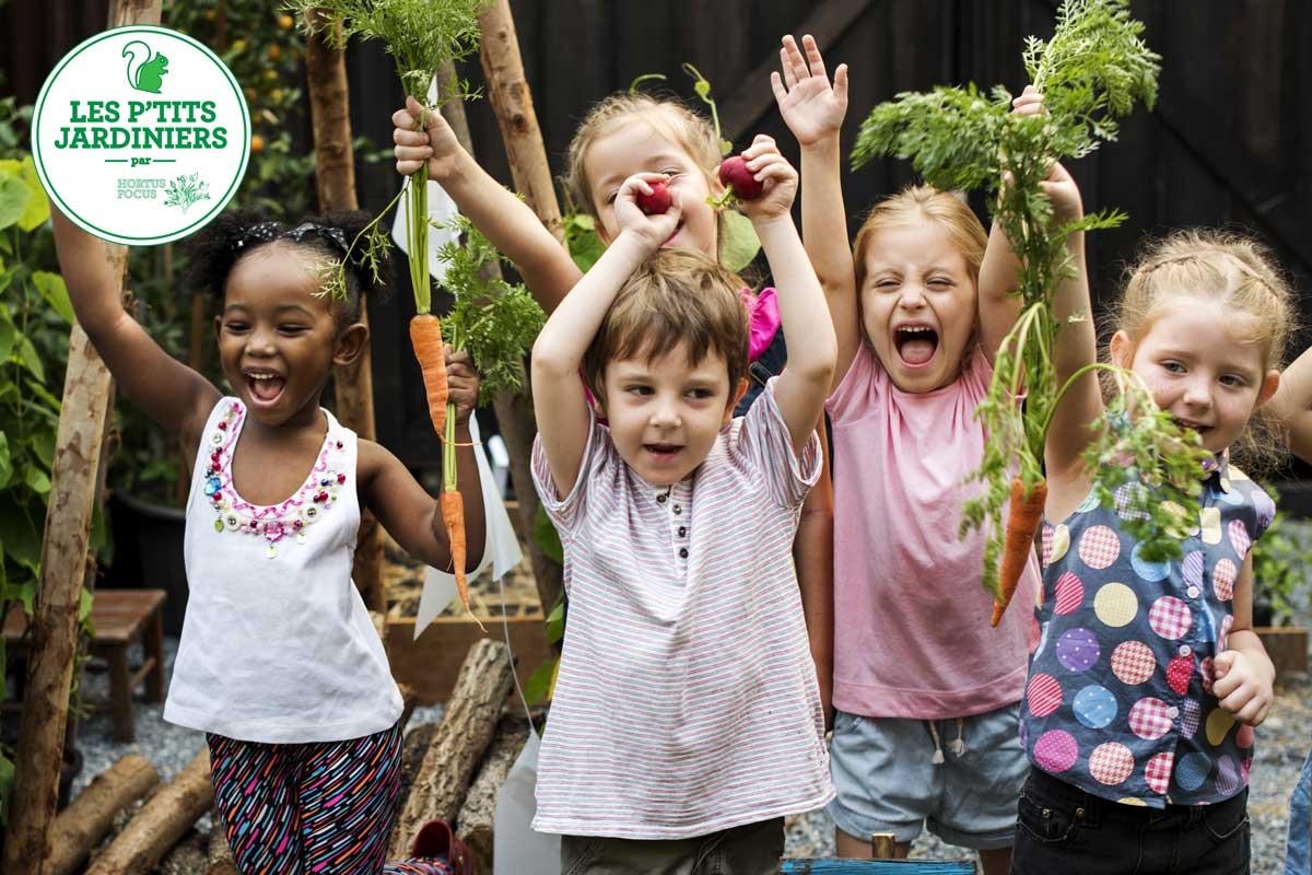 Les P'tits Jardiniers Hortus Focus