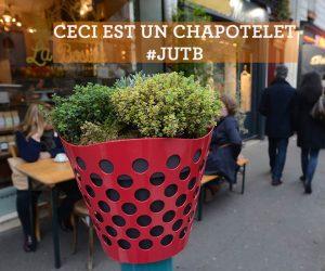 Les Chapotelets à Montmartre - Paris