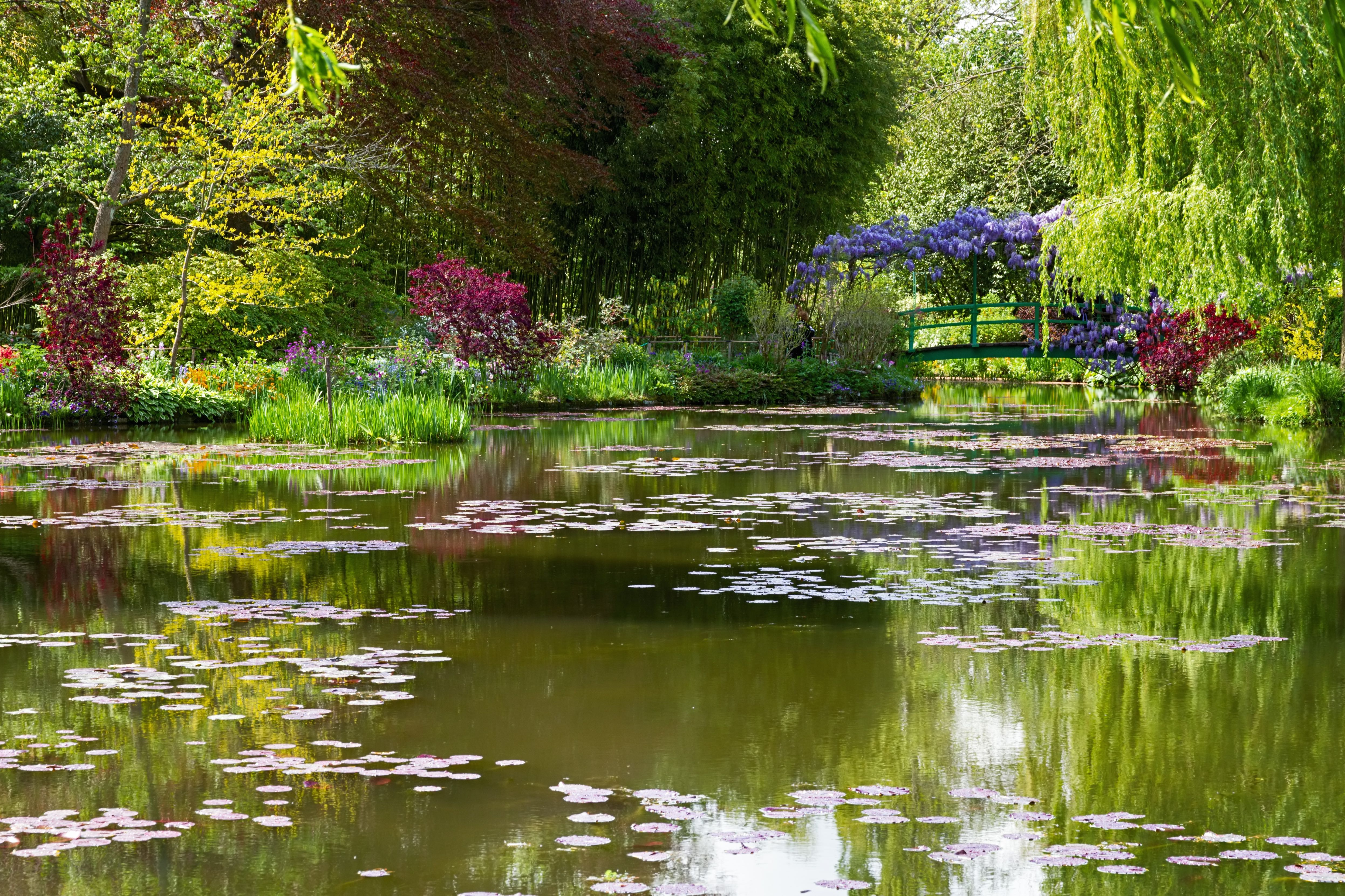 Giverny, le paradis de Claude Monet - Hortus Focus I mag