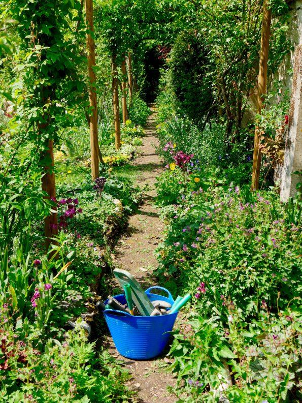 Jardin privé d'André Ève