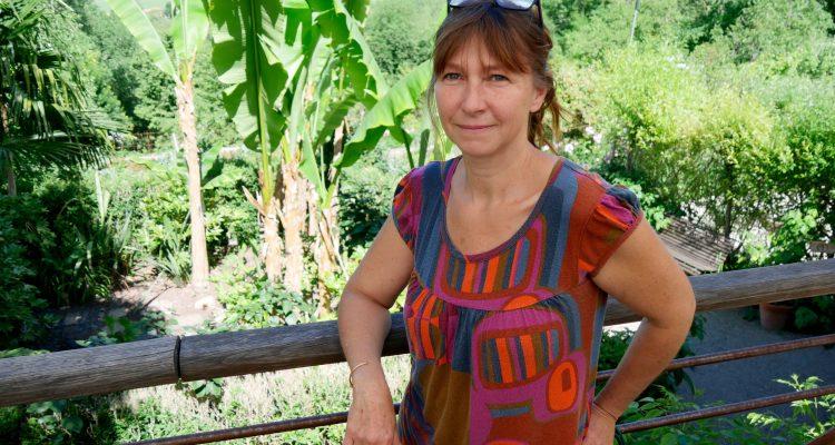Jardin des paradis : Cécile Troux
