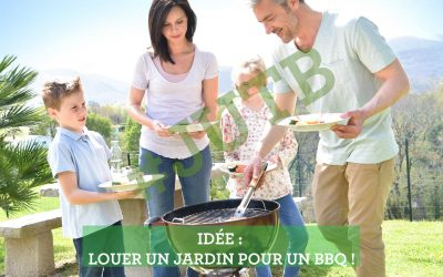BBQ en famille