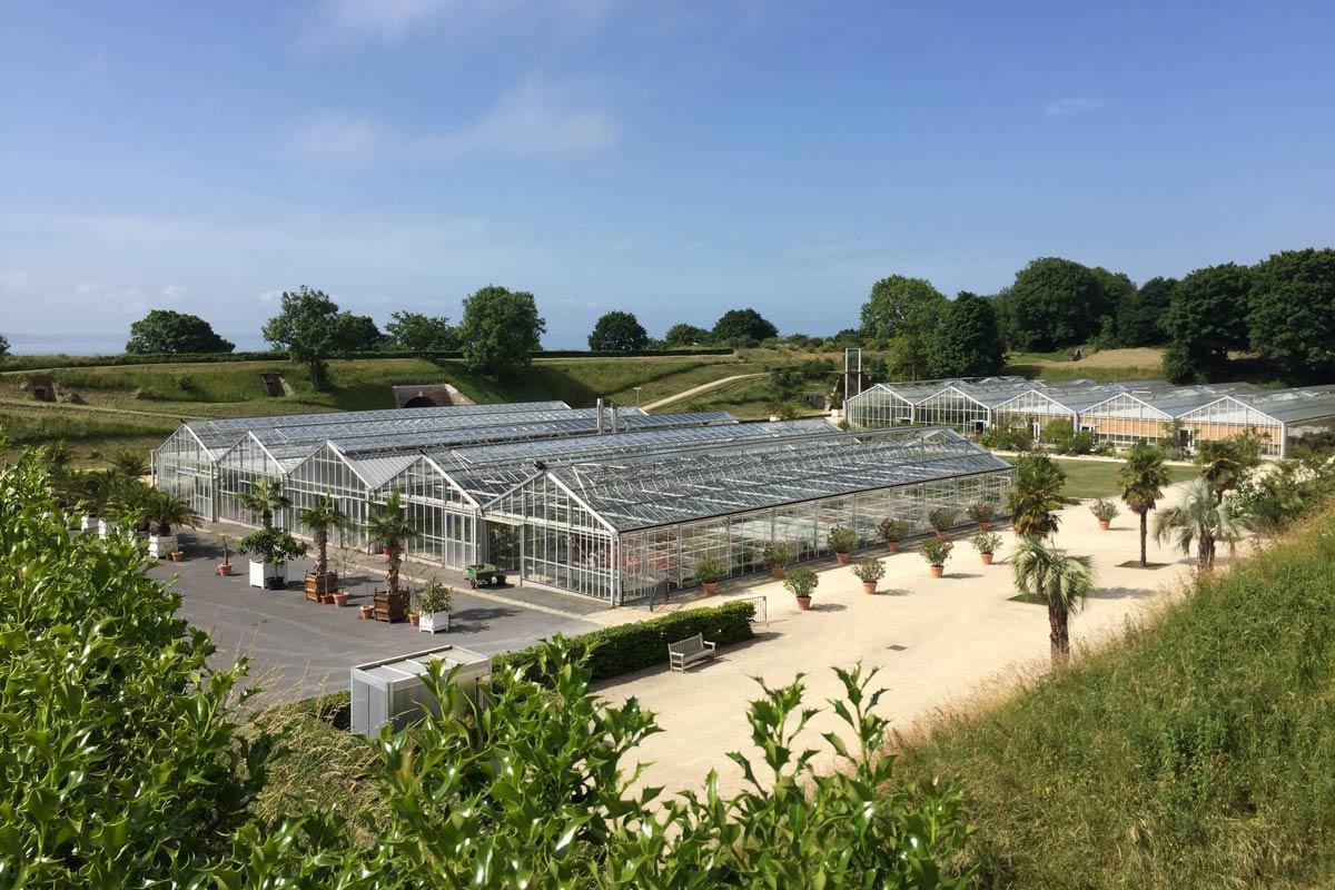Jardins suspendus de la Ville du Havre