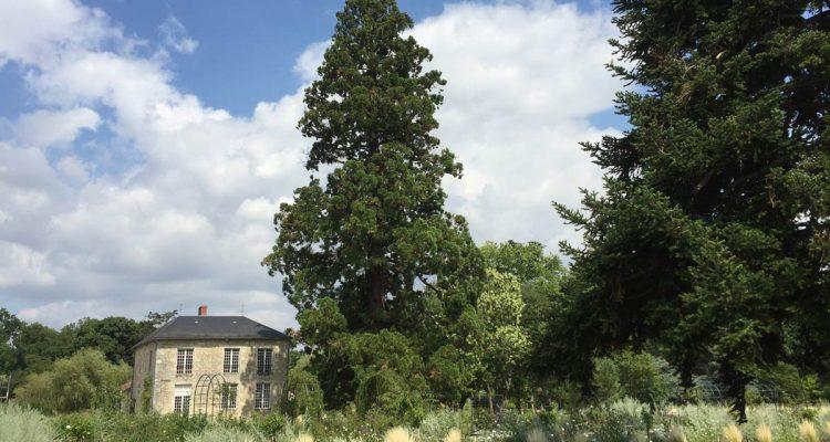 jardin botanique universitaire de Poitiers