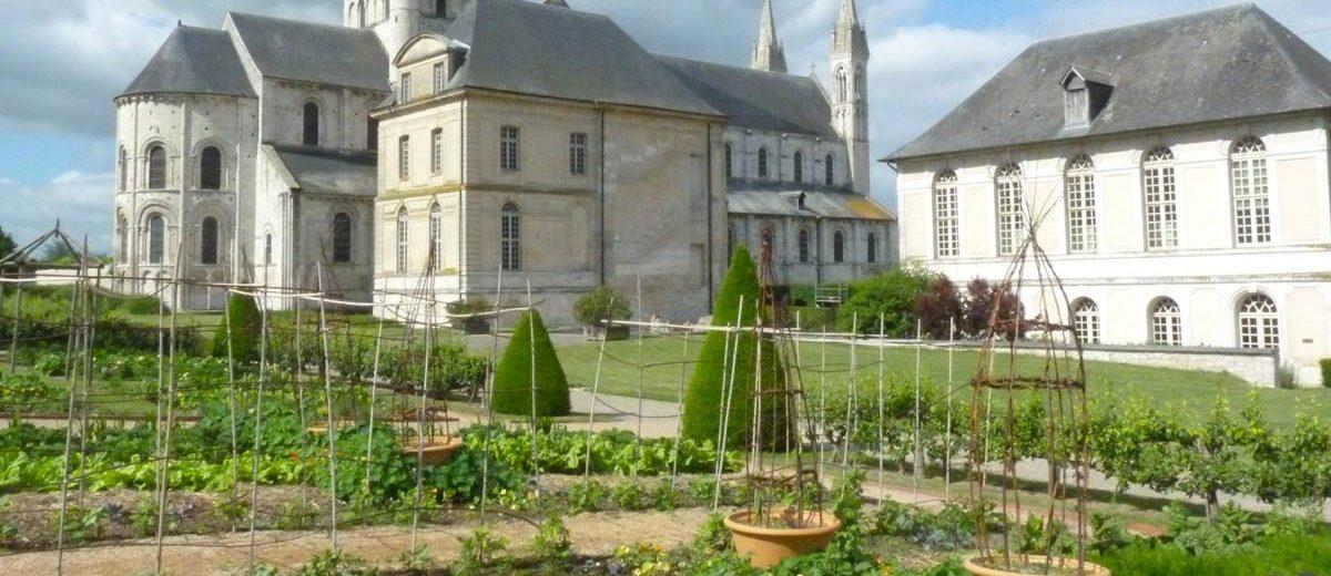 Potager de l'Abbaye de Saint-Georges