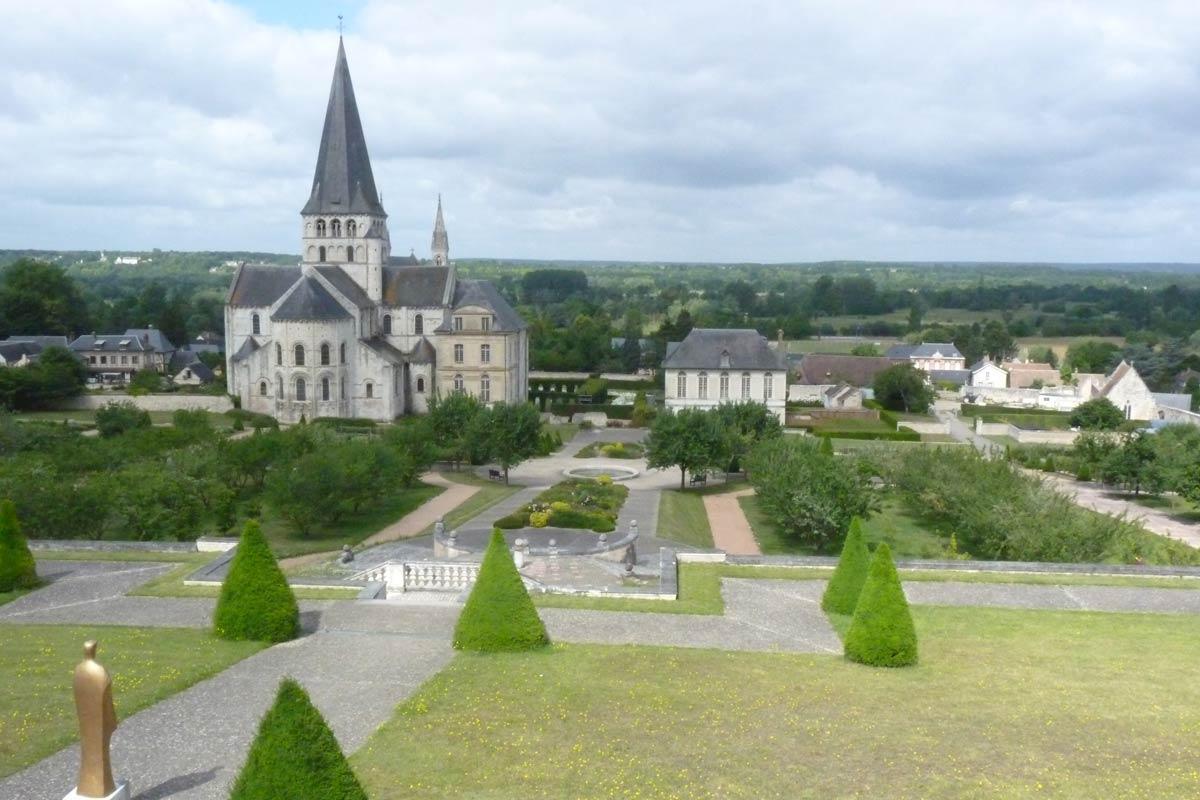 Jardin de l'Abbaye de Saint-Georges