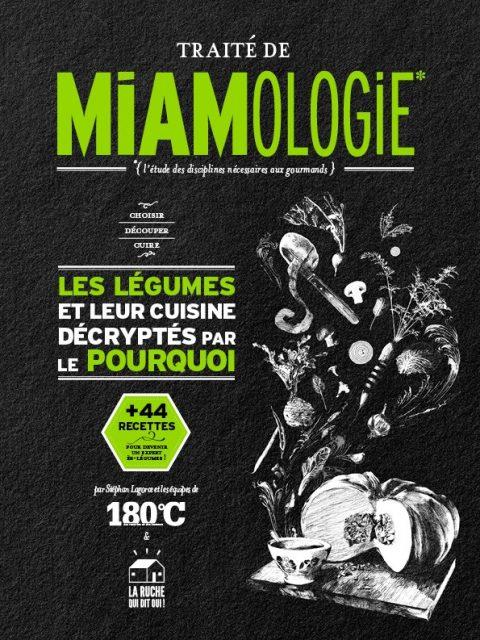 Traité de Miamologie : Légumes du potager