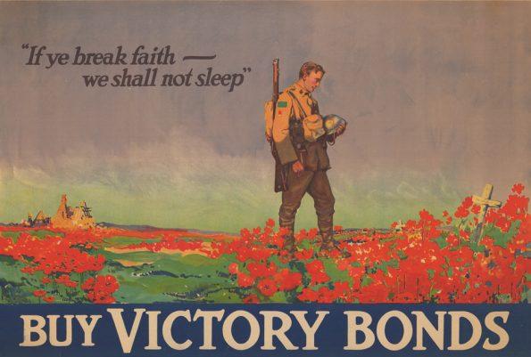 le coquelicot de la grande guerre