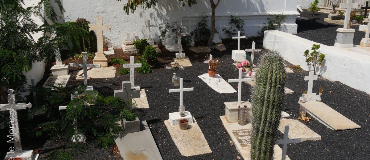 Cimetière de Haria, Lanzarote
