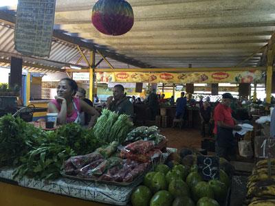 cuba - marché bio