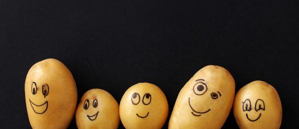 conte : pommes de terre