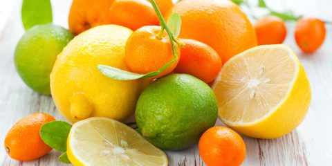 citrons, oranges, pamplemousses