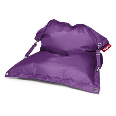 Tendance ultra violet : le pouf