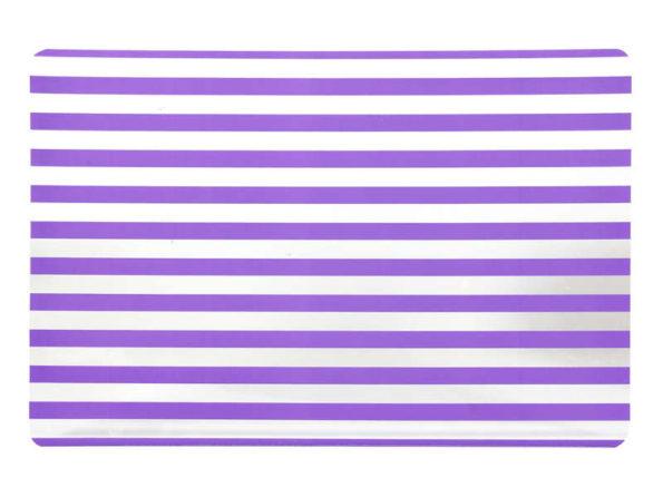 Tendance ultra violet : les rayures