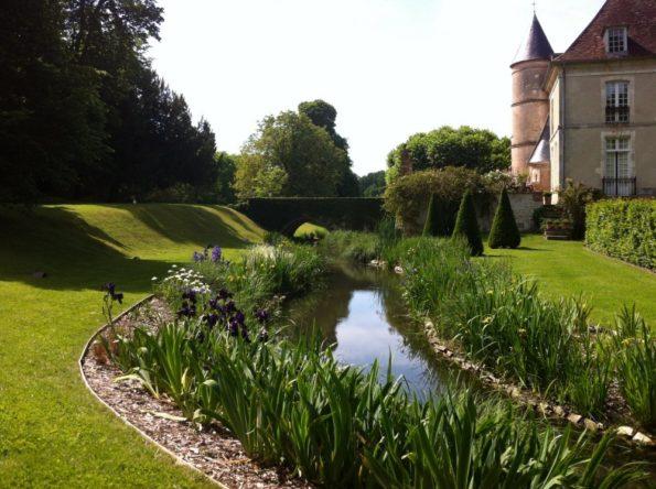 Parc et Château de Pesselières