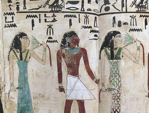 Stèle de la XIIe dynastie