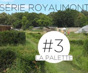 troisième épisode de la série sur le potager de l'Abbaye de Royaumont