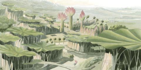Cités végétales : Cité-Lotus