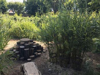 Jardins de la Saline : Jardin des Emergents