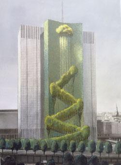 Cités végétales : Jardin vertical