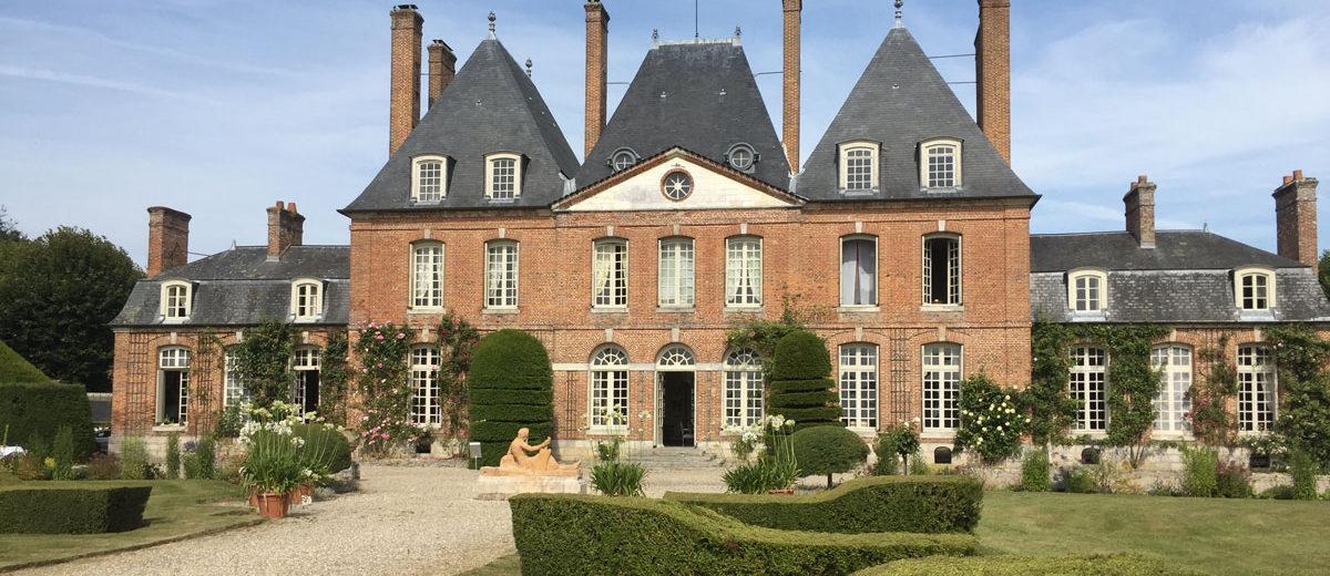 Château-roseraie Mesnil Geoffroy - Hortus Focus
