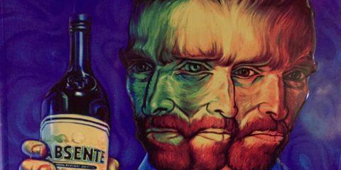 Affiche musée de l'absinthe