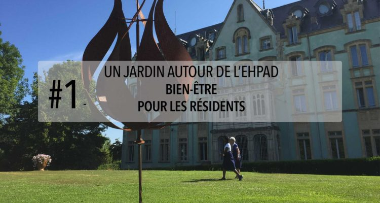 l'EHPAD Cognacq-Jay - Rueil-Malmaison