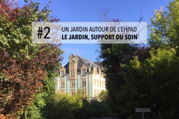 Support de soins : EHPAD Cognacq-Jay - Rueil-Malmaison