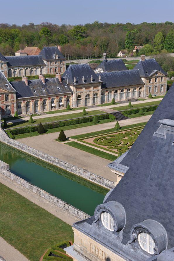 buis de Vaux-le-Vicomte