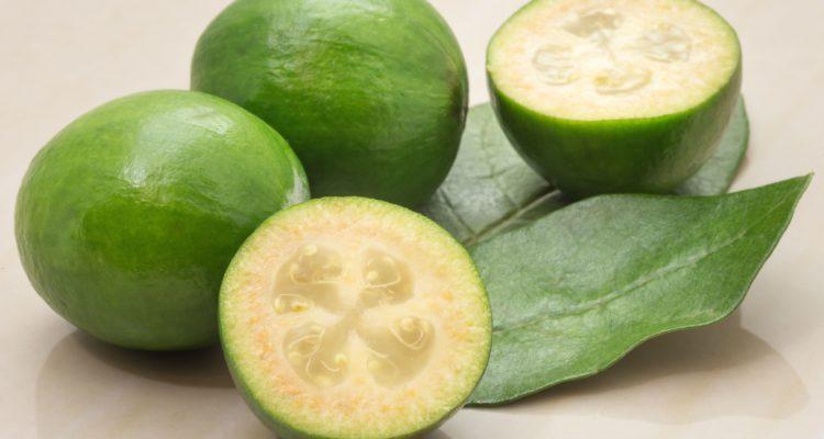 goyavier du bresil : fruits