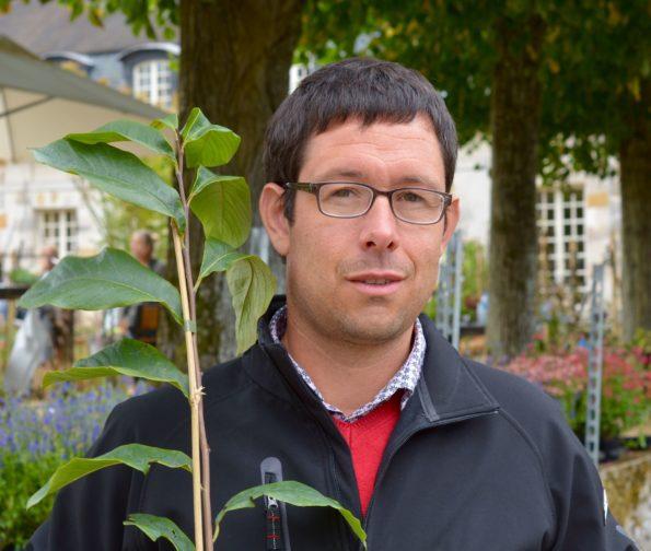 Végétal 85 :Marc-Henri Doyon, pépiniériste en Vendée
