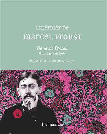 """Livres : """"L'Herbier de Marcel Proust"""""""