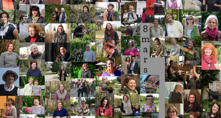 Femmes de jardin