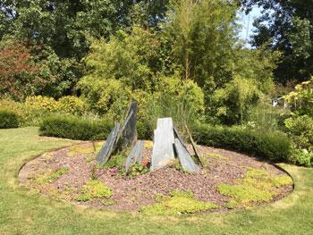 Robert Arnoux - Le jardin du Feu