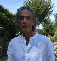 Robert Arnoux - Portrait de l'artiste