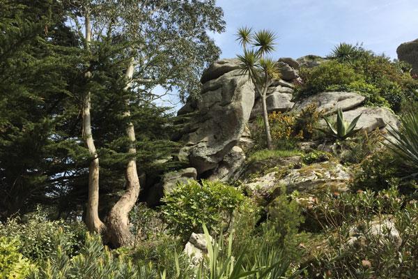Roscoff : le rocher